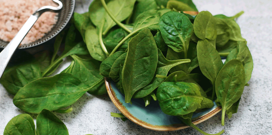 The probiotic effect of spinach