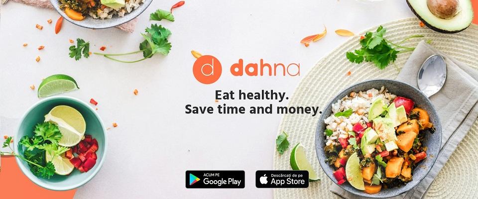 Interviu Dahna app – soluția pentru o alimentație corectă